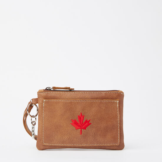 Maple Leaf Everyday Clutch Tribe
