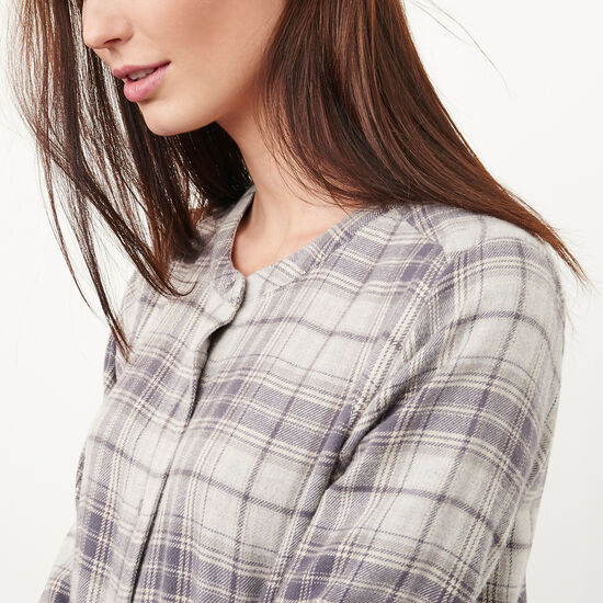 Kelowna Plaid Tunic