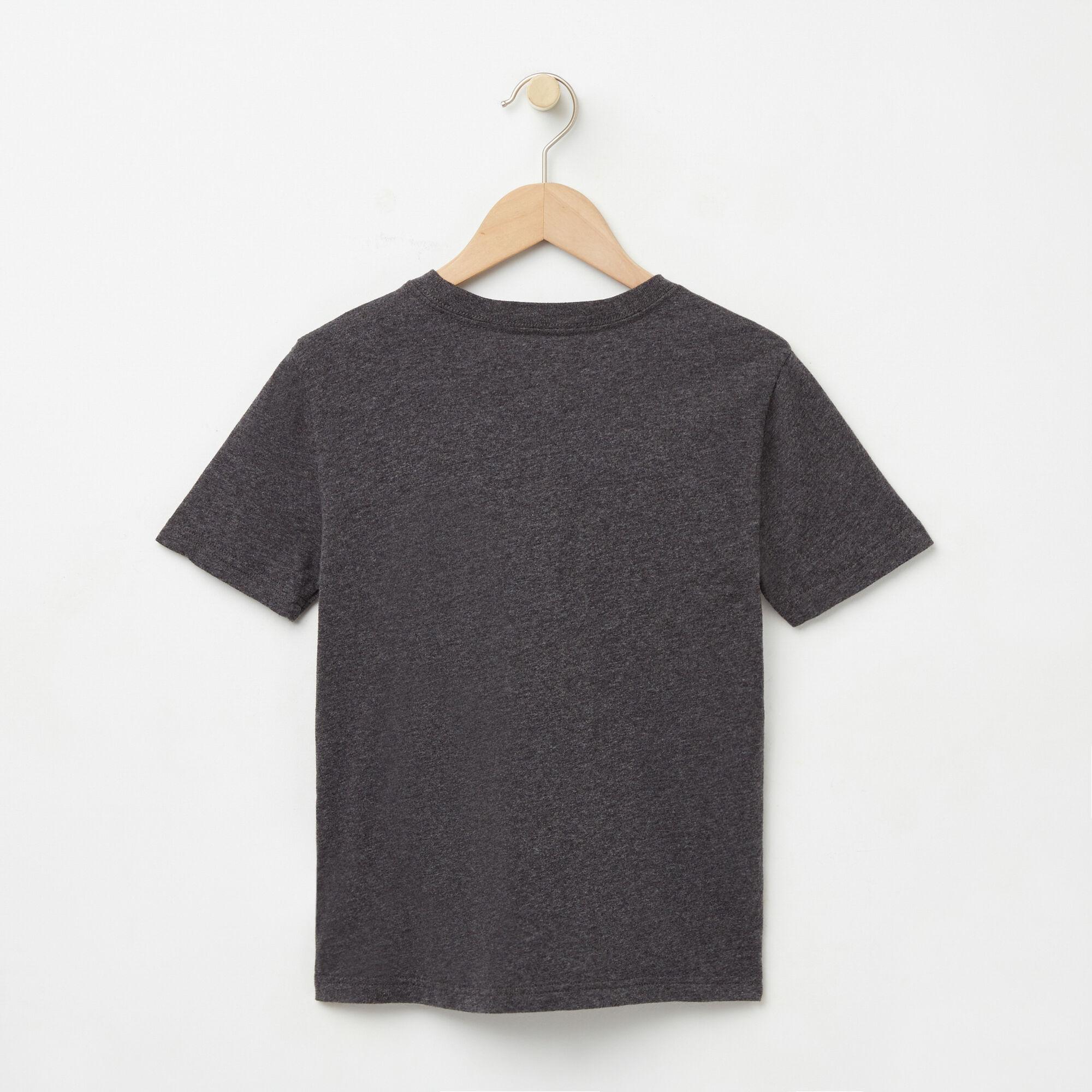 Garçons T-shirt Érable Blazon