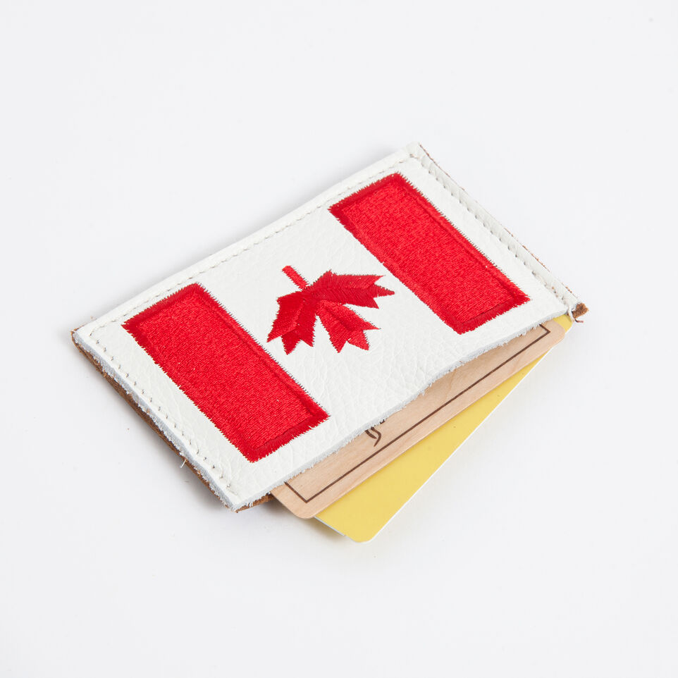 Canada Card Holder Tribe