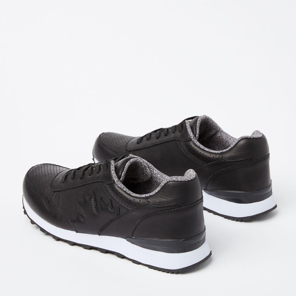 Roots-undefined-Chaussures de course Trans-Canadian en cuir pour hommes-undefined-C