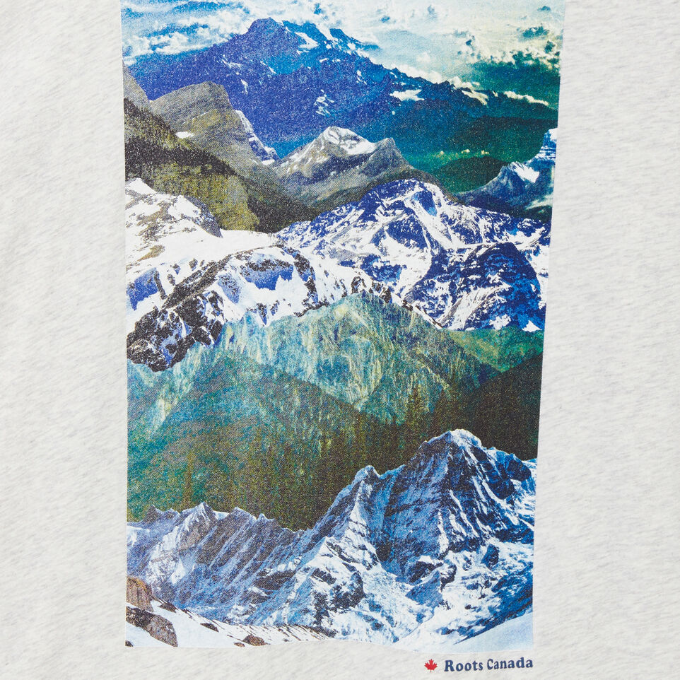 Roots-undefined-T-shirt Photocopie Marmot-undefined-C