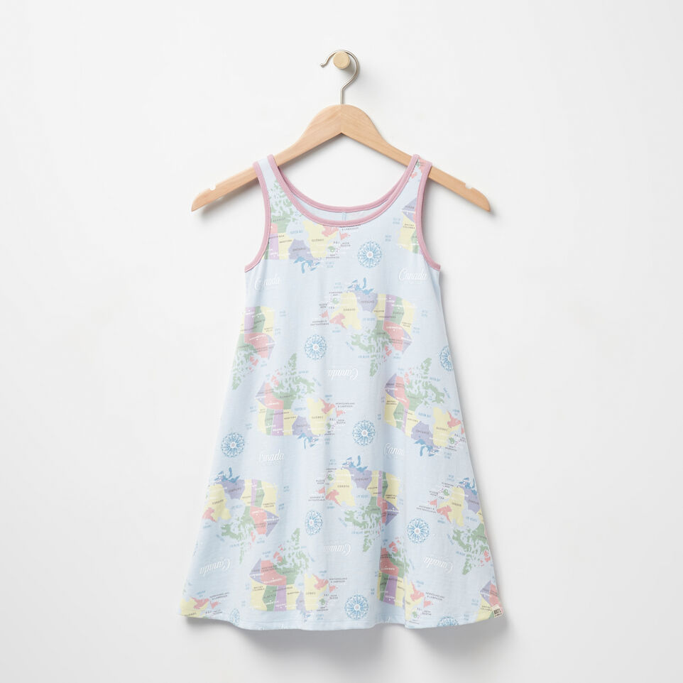 Roots-undefined-Filles Robe Camisole Côtière-undefined-A