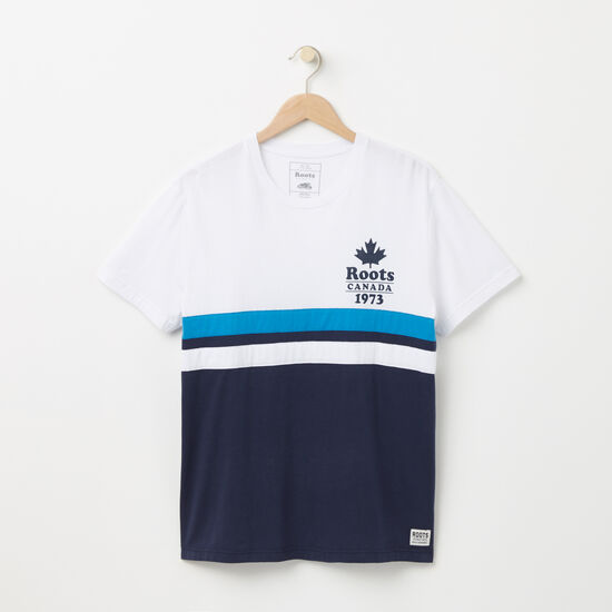 Summer Camp Colour Blocked T-shirt