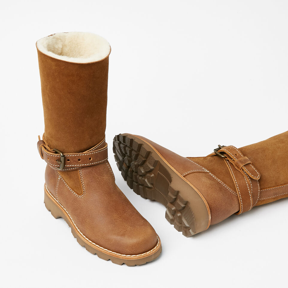 Roots-undefined-Botte Tribe Western Peau De Mo-undefined-E