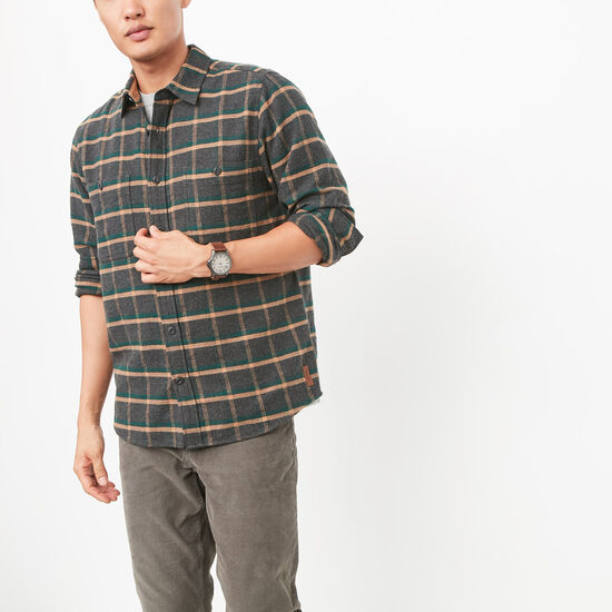 Armstrong Flannel Shirt