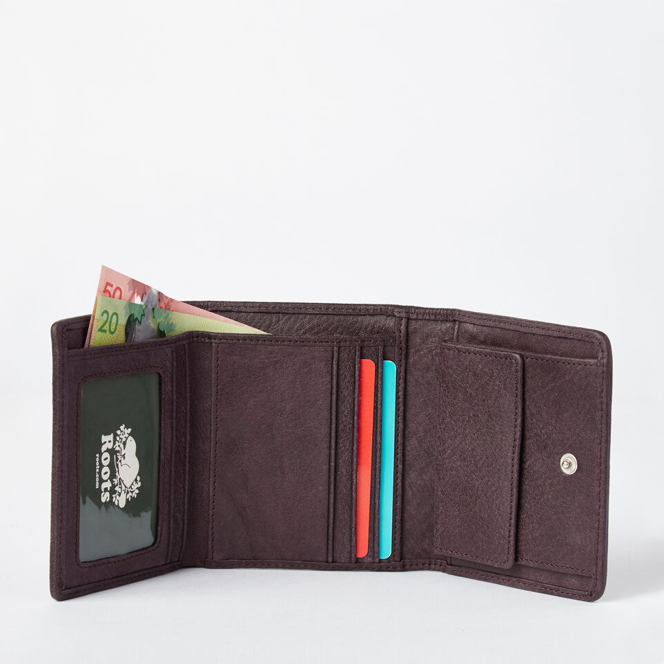 Roots-undefined-Easy Trifold Wallet-undefined-B