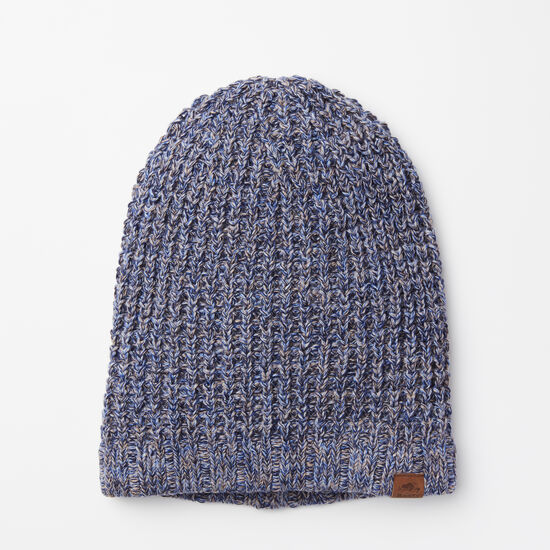 Roots-Sale Women's-Lori Sloppy Toque-Starnight Blue-A