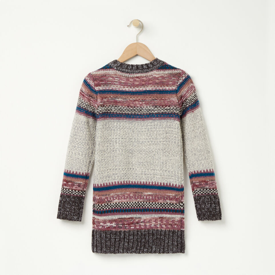 Roots-undefined-Filles Chand Tunique Fair Isle-undefined-B