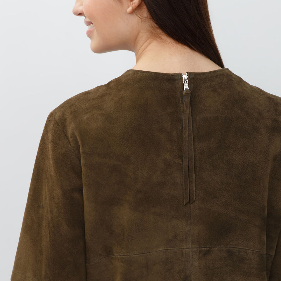 Roots-undefined-Suede Pullover-undefined-F