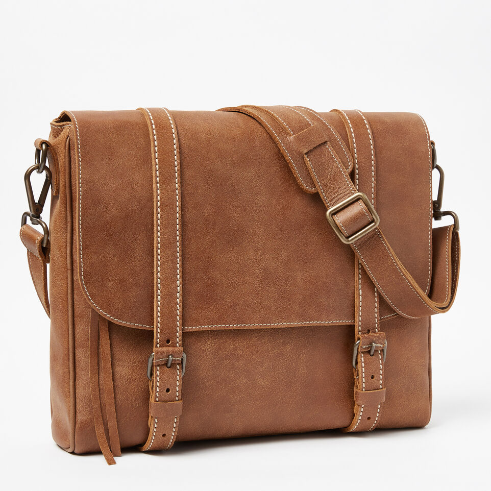 Roots-undefined-Satchel Moderne Cuir Tribe-undefined-F