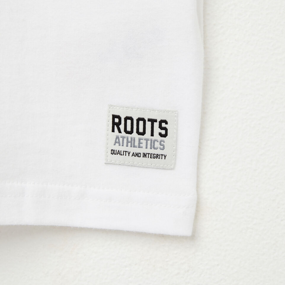 Roots-undefined-Garçons Réédition T-shirt Roots-undefined-D