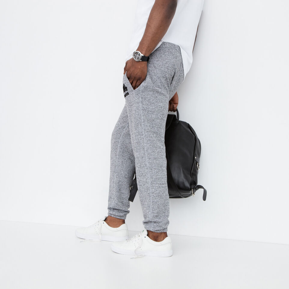 Roots-undefined-Pantalon Co Ajusté Poivre Sel-undefined-B