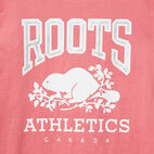 Roots-undefined-Filles T-shirt Métallique RBA-undefined-C