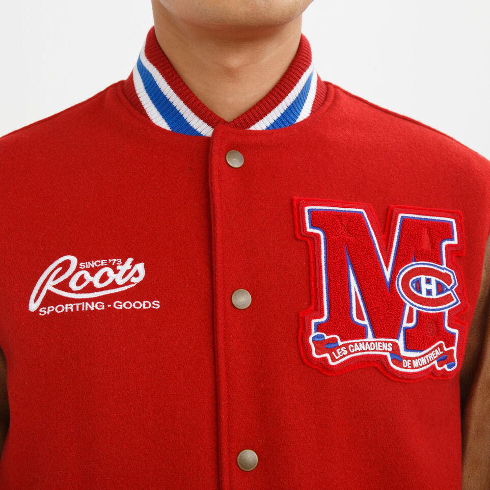 Roots-undefined-NHL Award Jacket Montreal-undefined-E