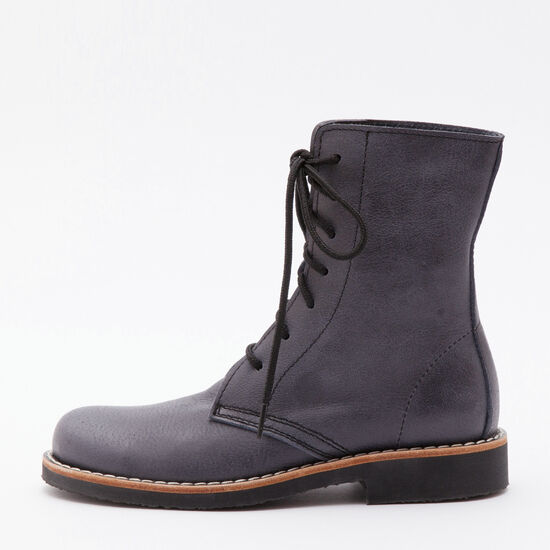 Roots-Shoes Boots-Hi Top Tribe-Black-A