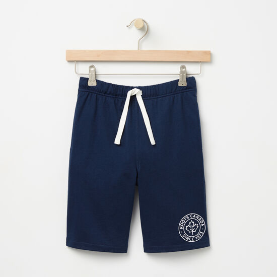 Roots-Kids Boys-Boys Bridgewater Shorts-Cascade Blue-A