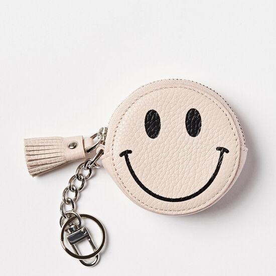 Smiley Face Coin Pouch Prince
