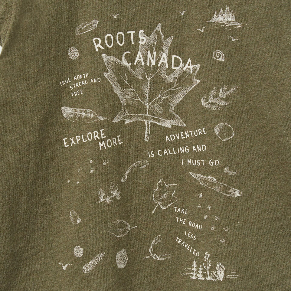 Roots-undefined-Tout-Petits T-shirt Objets Trouvés-undefined-C