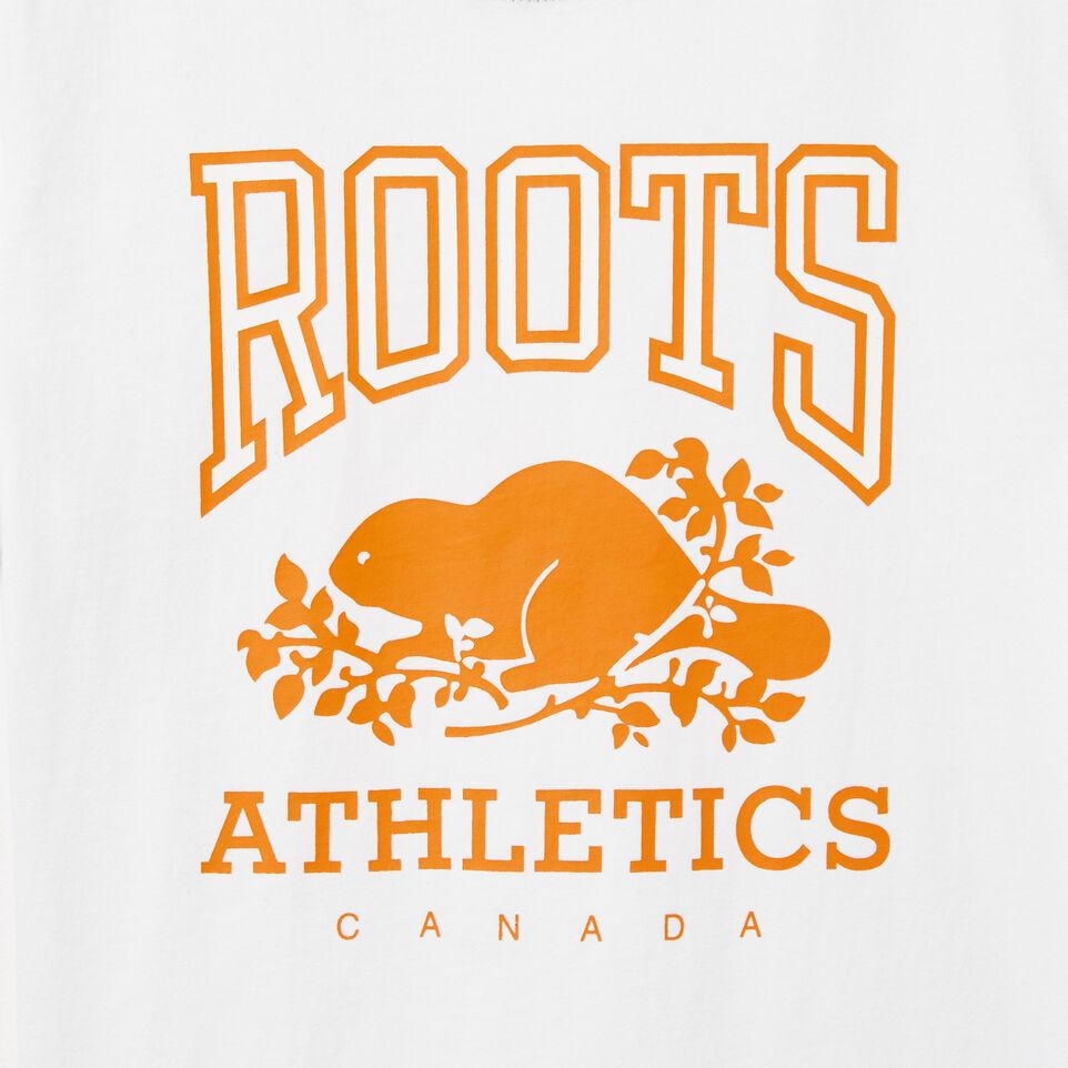 Roots-undefined-Garçons T-shirt RBA Phosphorescent-undefined-C