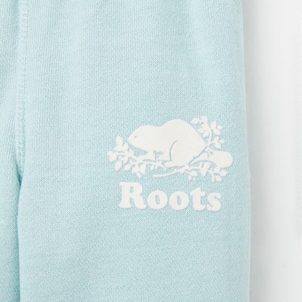 Roots-undefined-Tout-Petits Pant Ajusté Co Orig Poivre Rts-undefined-C