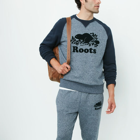 Roots - Contrast Pepper Crew