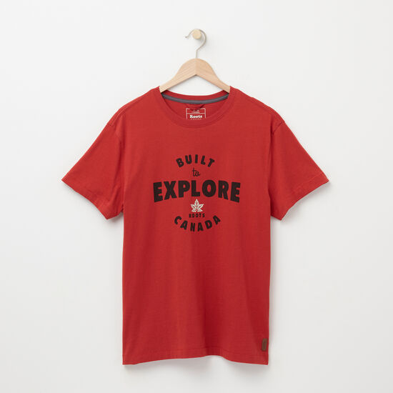 T-shirt Bio Redlands