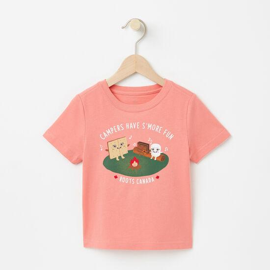 Toddler S'more Fun T-shirt