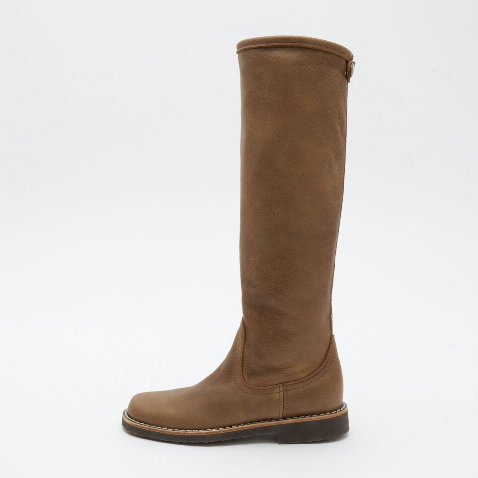Roots-undefined-Botte Équestre Cuir Tribe-undefined-A