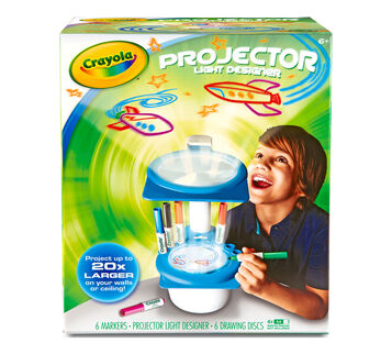 Projector Light Designer