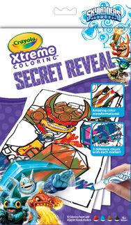 Xtreme Coloring Skylanders