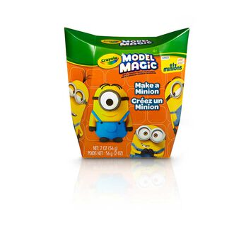 Model Magic Craft Kit, Make a Minion