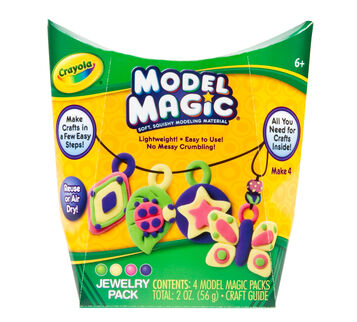 Model Magic Craft Pack, Jewelry