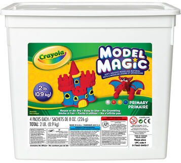 Model Magic 2 lb. Resealable Bucket - (4) 8 oz packs