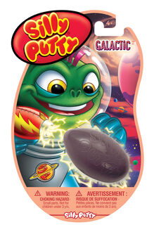 Silly Putty Space Sludge - Purple
