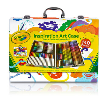 Inspiration Art Case