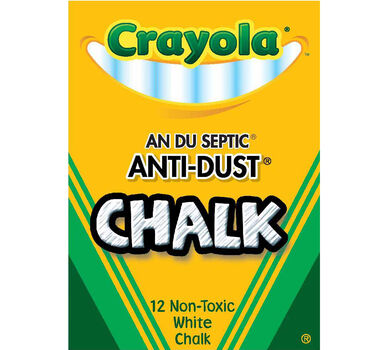 An-Du-Septic Anti-Dust Chalk Sticks 12 ct.