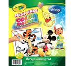 Color Wonder Coloring Pad - Disney Preschool