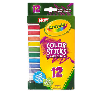 Color Sticks 12 ct.