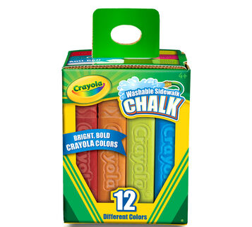 Sidewalk Chalk 12 ct.