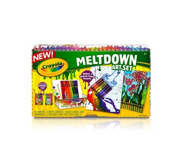 Meltdown Art Set