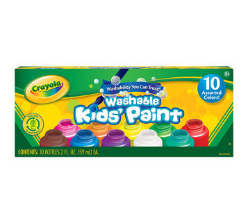Washable Kids' Paint 10 ct.