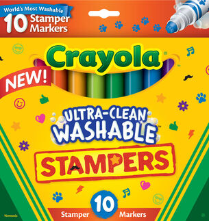 10ct Ultra Clean Expression Stamper Marker