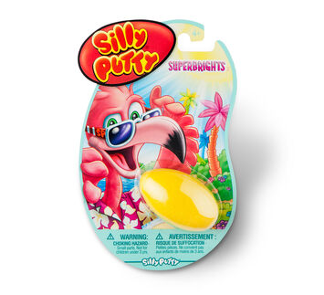Silly Putty Bright - Yellow