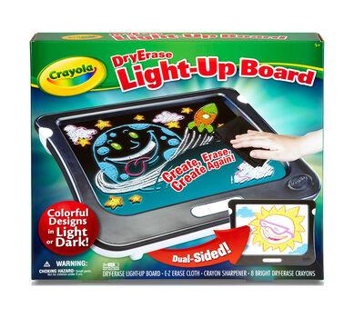 Dry-Erase Light-Up Board
