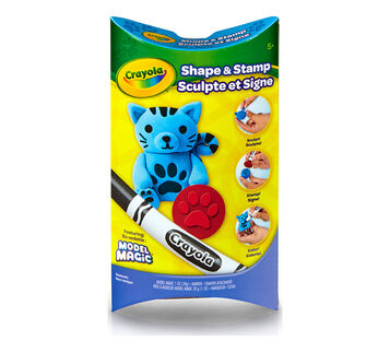 Model Magic Shape and Stamp Paw