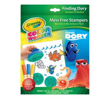 Color Wonder Stampers, Finding Dory