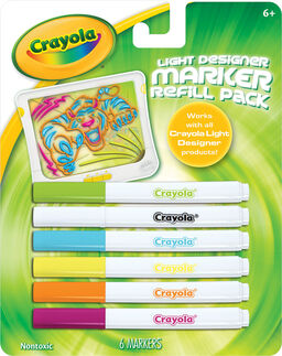 Light Designer Marker Refill Pack