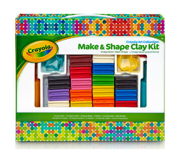 Make & Shape Clay Set