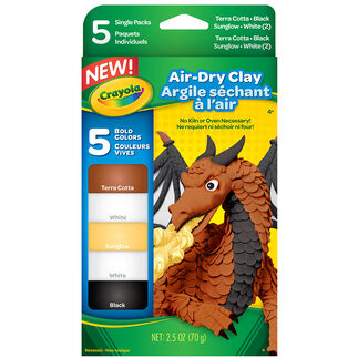 Air Dry Clay Variety Pack
